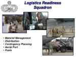 logistics readiness squadron