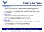 today s air force