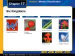 six kingdoms