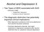 alcohol and depression 3