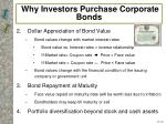 why investors purchase corporate bonds1