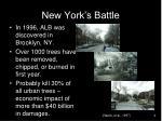 new york s battle