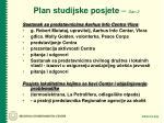 plan studijske posjete dan 2