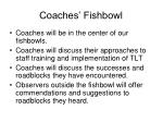 coaches fishbowl