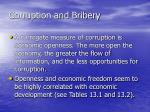 corruption and bribery5