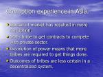 corruption experience in asia8