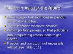 policies in asia for the future1