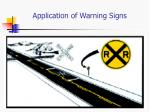 application of warning signs2