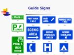 guide signs2
