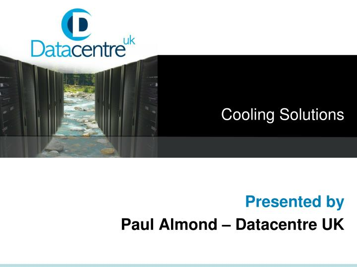 cooling solutions n.