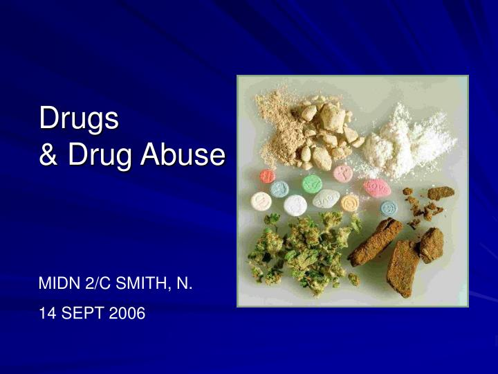 drugs drug abuse n.