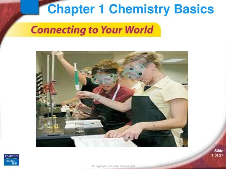 chapter 1 chemistry basics n.