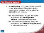 the scientific method4