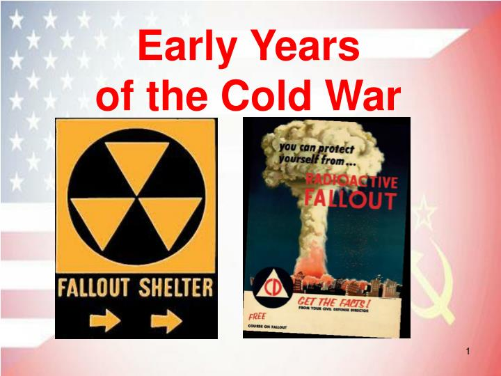 early years of the cold war n.