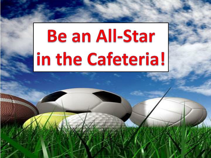 Be an All-Star