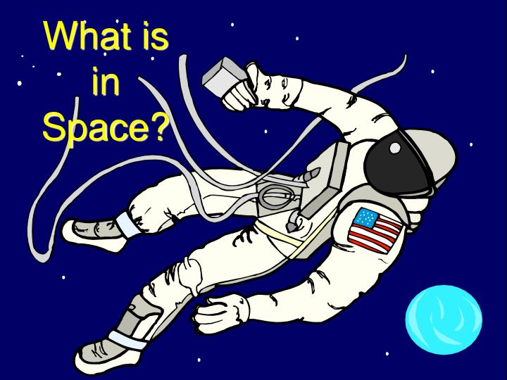 what is in space n.