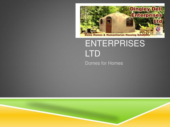 dingley dell enterprises ltd n.