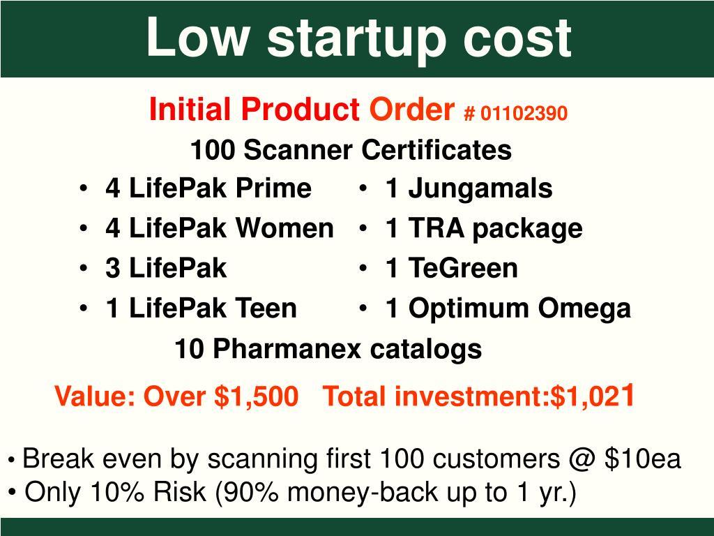 4 LifePak Prime