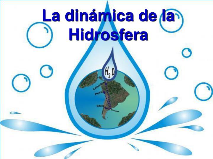 la din mica de la hidrosfera n.