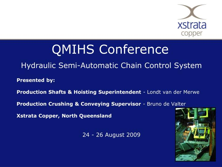 qmihs conference n.