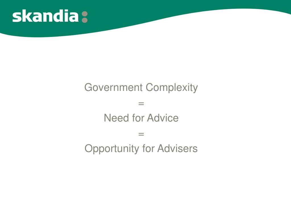 Government Complexity