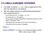 findmax example revisited1