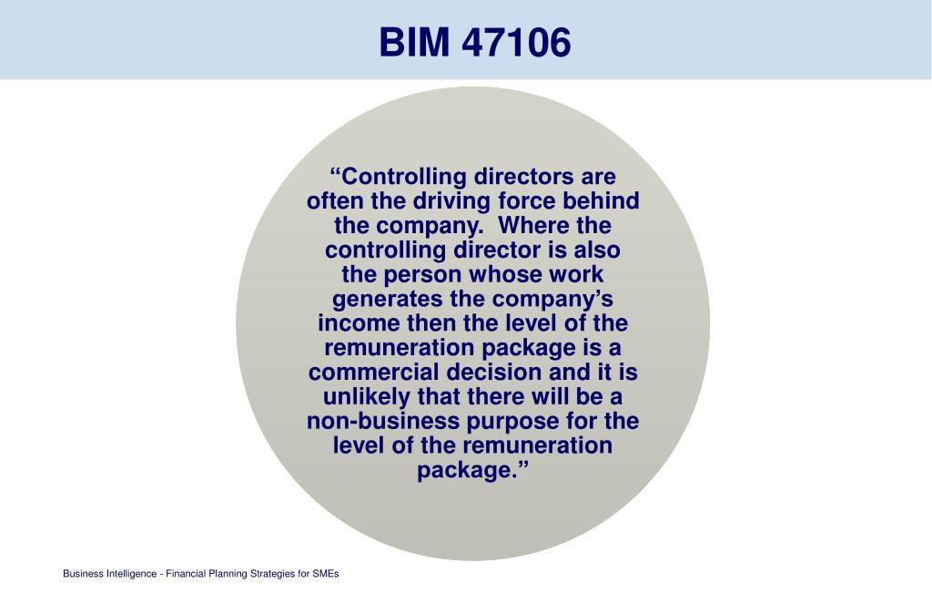 BIM 47106