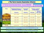 5 the farm income guarantee scheme