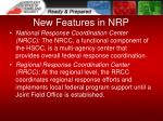 new features in nrp1