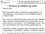 analyse af soliditet og risiko3