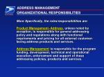 organizational responsibilities1