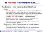 the process flowchart module cont d