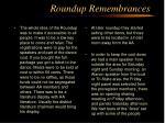 roundup remembrances4