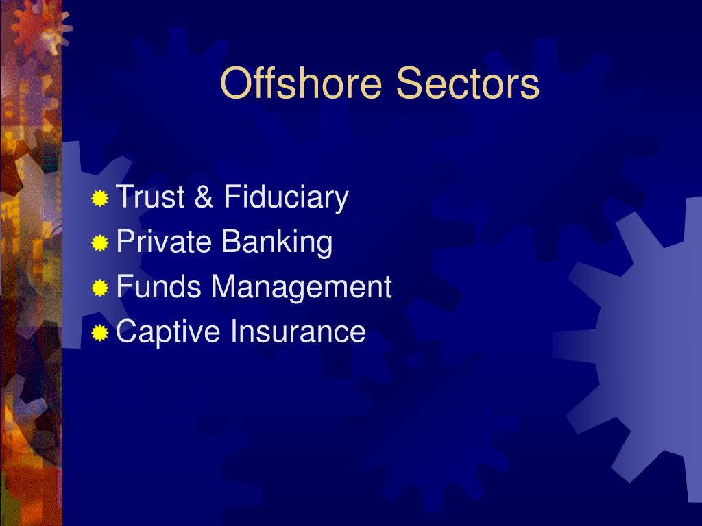 Offshore Sectors