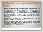 atribuci n de responsabilidad penal