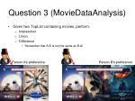 question 3 moviedataanalysis