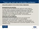 traject naar werk voor anderstalige analfabeten14