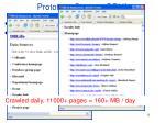 prototype system dblife