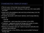 sternomastoid tumor of infancy