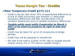 texas margin tax credits56
