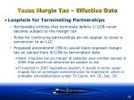 texas margin tax effective date68