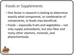 foods or supplements4