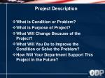 project description