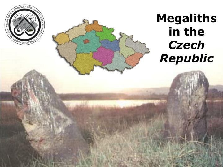 megaliths in the czech republic n.
