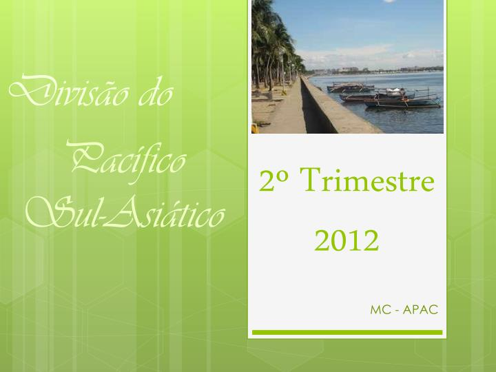 2 trimestre 2012 n.