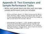 appendix b text exemplars and sample performance tasks3