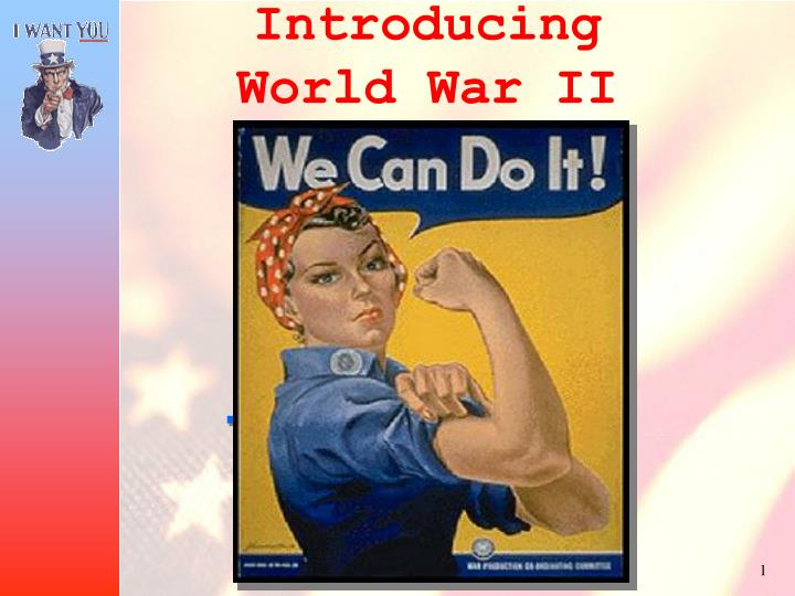 introducing world war ii n.