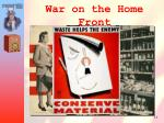 war on the home front3