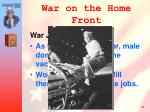 war on the home front4