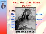 war on the home front5